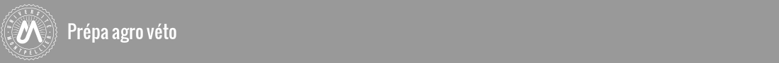 Prépa Concours Agro Véto Logo